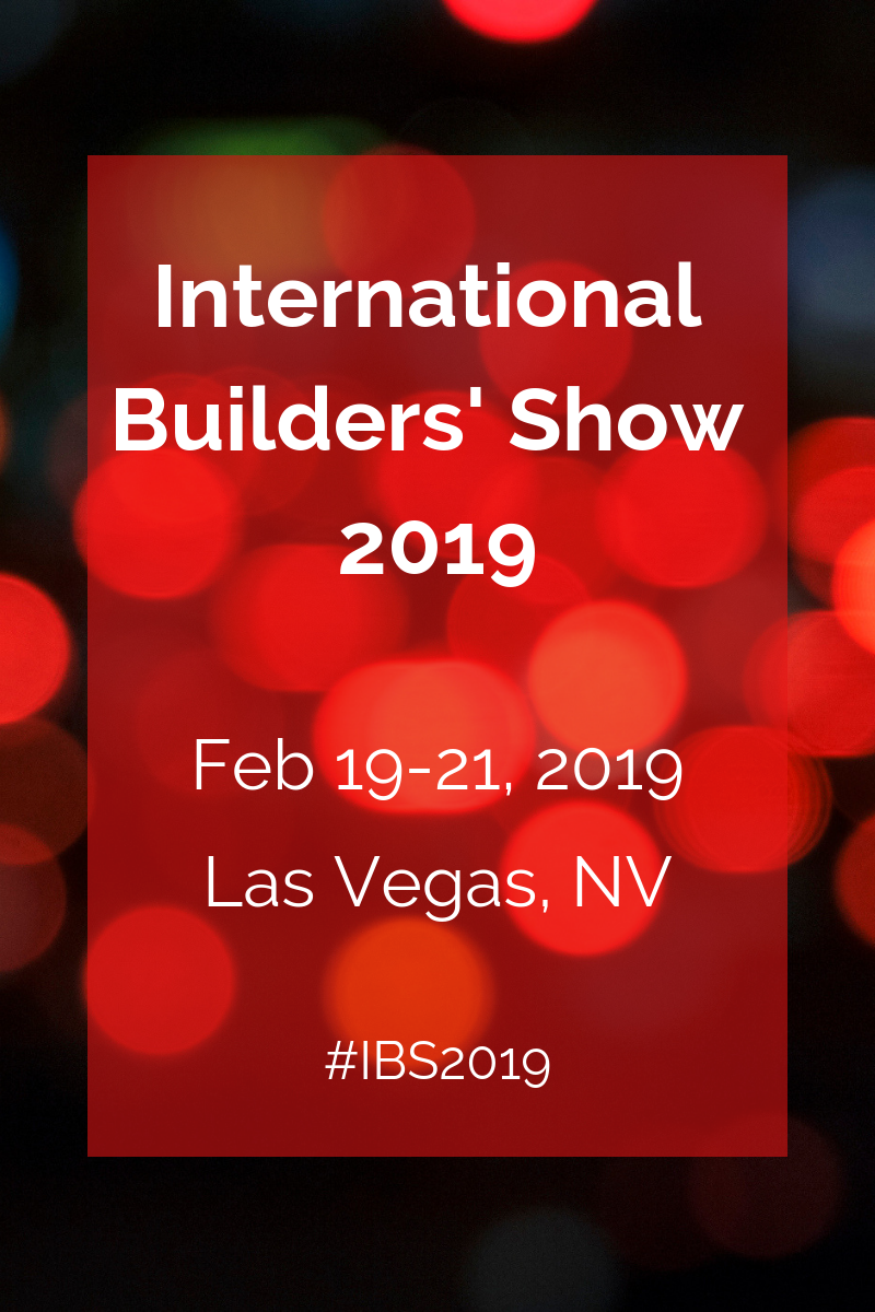 4 Things Homebuilders Can Expect From BDX At 2019 International Builders' Show