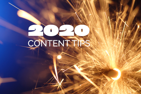 Content Tips For Homebuilders To Ring In 2020