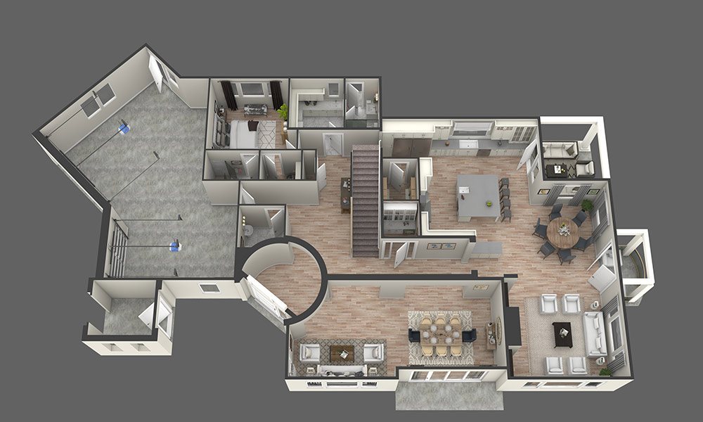 Tips To Give Your Floor Plans A Upgrade With Interactive Content