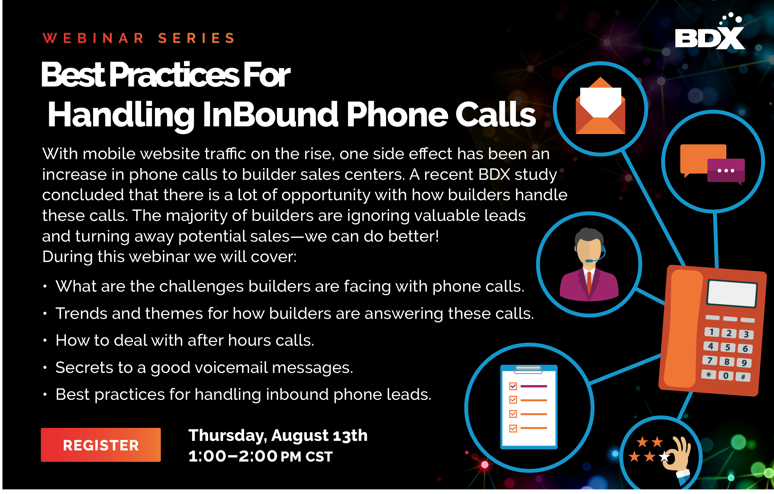 Webinar Discusses How Builders Are Overlooking Valuable Phone Leads