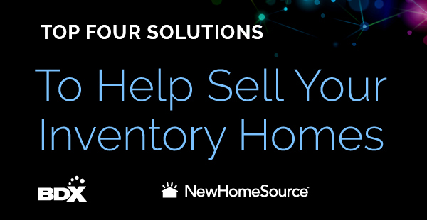 5 Solutions To Help Sell Your Inventory Homes