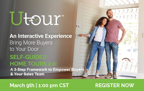 Learn about new features and best practices for Utour and self-guided tours.