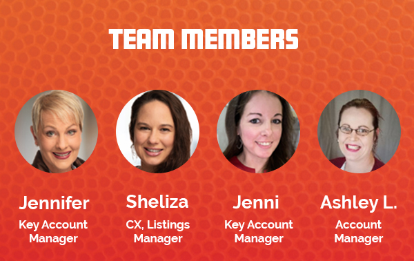 Learn about the BDX Client Listings/Account Management Team & Some Great Builder Stories
