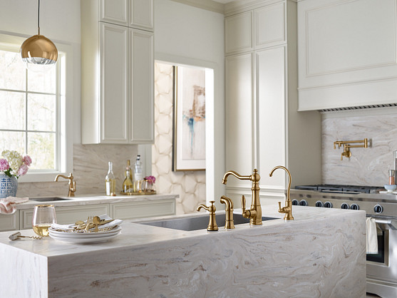 Four ideas to create your dream kitchen from Moen