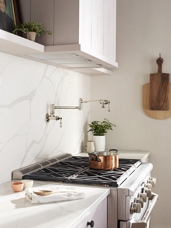 Four ideas to create your dream kitchen from Moen.