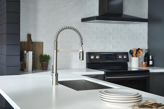 7 Brilliant Design Ideas for a Modern Kitchen from our Partners at Moen.