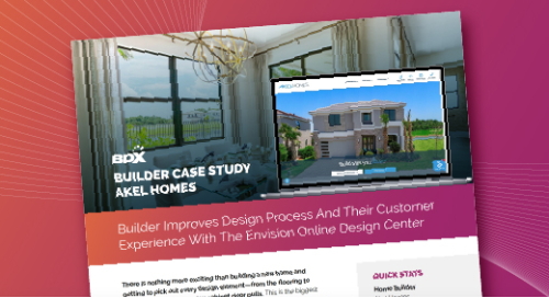 Akel Homes Finds Success With Envision