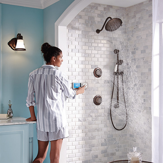 Transform your shower into the shower of your dreams.