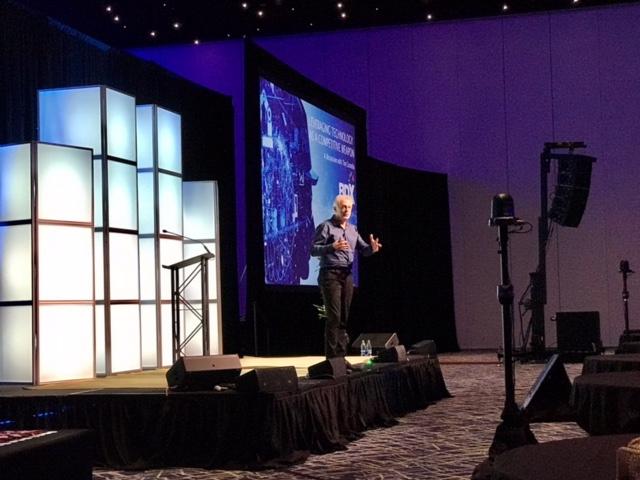 BDX's CEO Tim Costello Receives Award