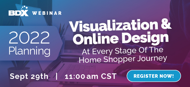 Visualization and online design tools for 2022