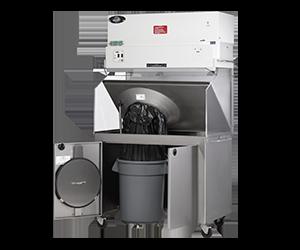 AllerGard NU-607 Class I Animal Bedding Disposal Cabinet Manual