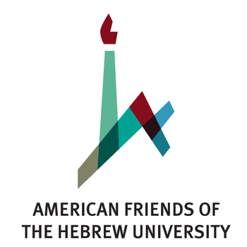 American Friends Of The Hebrew University logo
