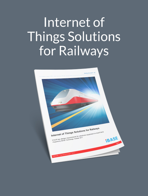 Internet of Things Solutions for Railways