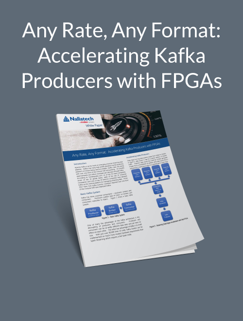 Any Rate, Any Format: Accelerating Kafka Producers with FPGAs