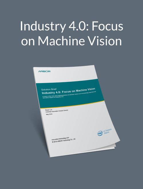 Industry 4.0: Focus on Machine Vision