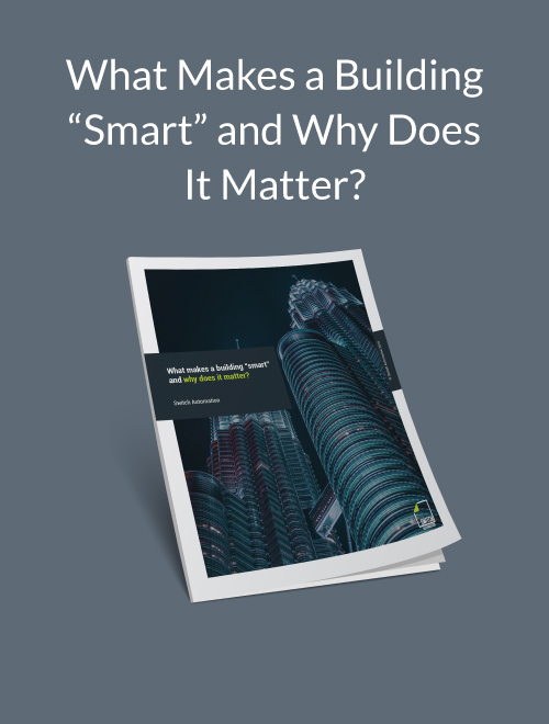 "What makes a building ""smart"" and why does it matter?"