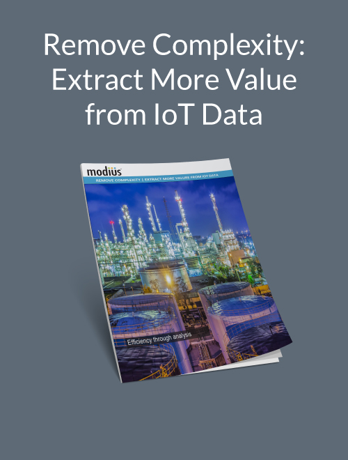 Remove Complexity: Extract More Value From IoT Data