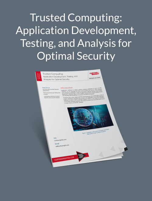 Trusted Computing: Application Development, Testing, and Analysis for Optimal Security