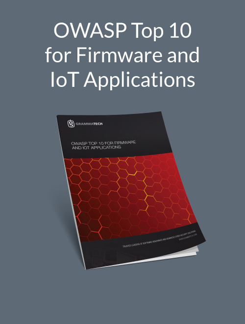 OWASP Top 10 for Firmware and IoT Applications