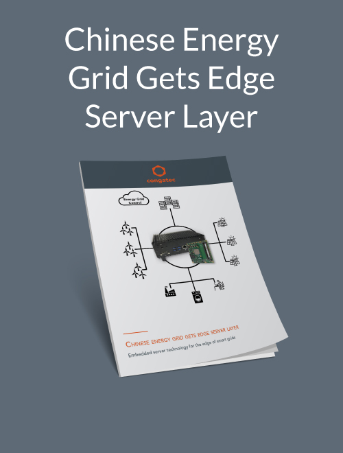 Chinese Energy Grid Gets Edge Server Layer