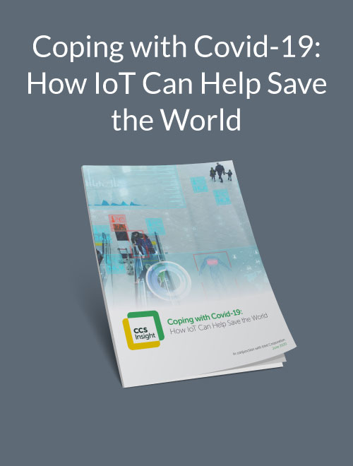 Coping with COVID-19: How IoT Can Help Save the World