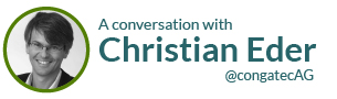 A conversation with Christian Eder @congatecAG