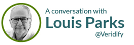 A conversation with Louis Parks @Veridify