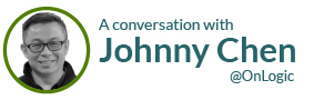 A conversation with Johnny Chen @OnLogic