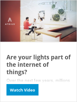 Are your lights part of the internet of things?