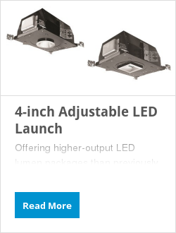 4-inch Adjustable LED Launch