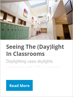 Seeing The (Day)light In Classrooms