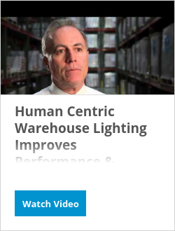 Human Centric Warehouse Lighting Improves Performance & Morale in Study - Acuity Brands