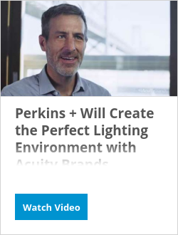 Perkins + Will Create the Perfect Lighting Environment with Acuity Brands Architectural Lighting