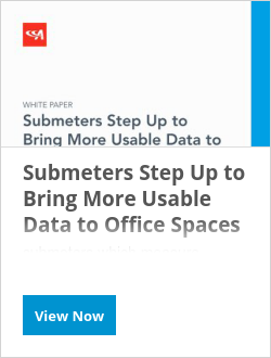 Submeters Step Up to Bring More Usable Data to Office Spaces