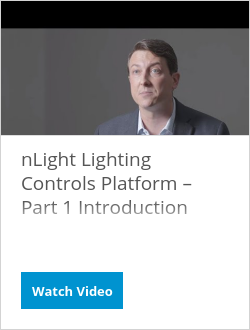 nLight Lighting Controls Platform – Part 1 Introduction