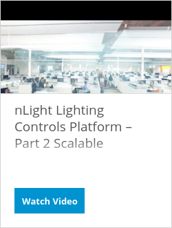nLight Lighting Controls Platform – Part 2 Scalable