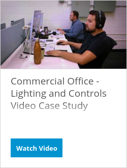 Commercial Office - Lighting and Controls Video Case Study