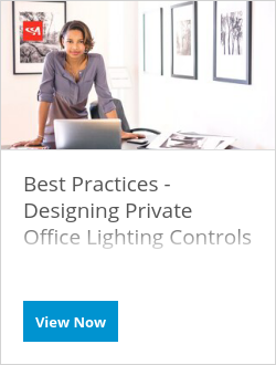 Best Practices - Designing Private Office Lighting Controls
