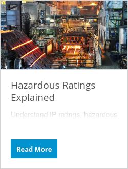 Hazardous Ratings Explained