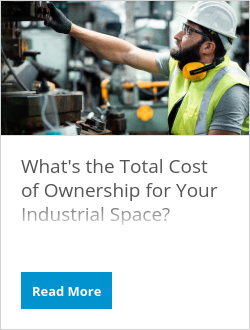 What's the Total Cost of Ownership for Your Industrial Space?