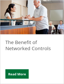 The Benefit of Networked Controls