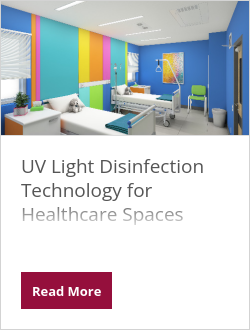 UV Light Disinfection Technology for Healthcare Spaces