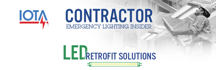 IOTA Contractor Insider LED Retrofit Solutions