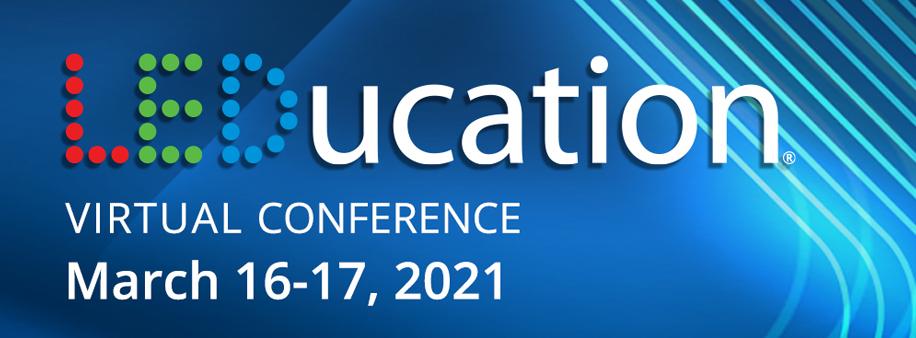 LEDucation 2021 Virtual Trade Show