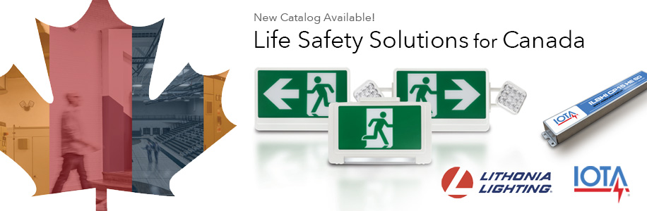 Acuity Brands Life Safety Solutions for Canada
