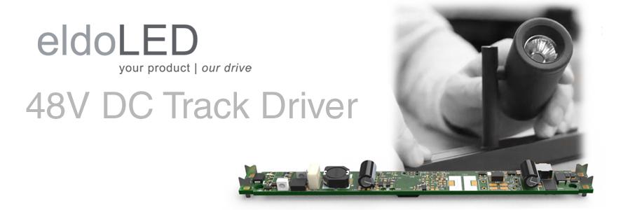 eldoled 48V DC Track Driver
