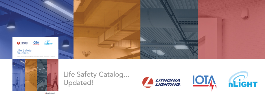 Acuity Brands Life Safety Catalog Updated