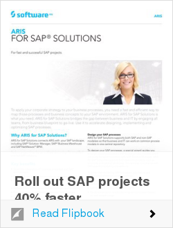Roll out SAP projects 40% faster