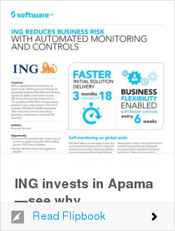 ING invests in Apama—see why