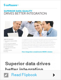 Superior data drives better integration